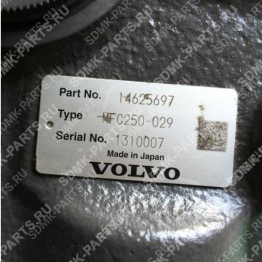 Гидромотор поворота VOLVO EC360 14625697
