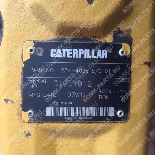 Гидромотор вентилятора CAT 330DL 234-4638 1