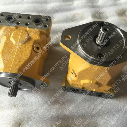 Гидромотор вентилятора CAT 330DL 234-4638 2