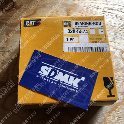 Вкладыши шатунные 9Y9497 CAT D9R 328-5574 2