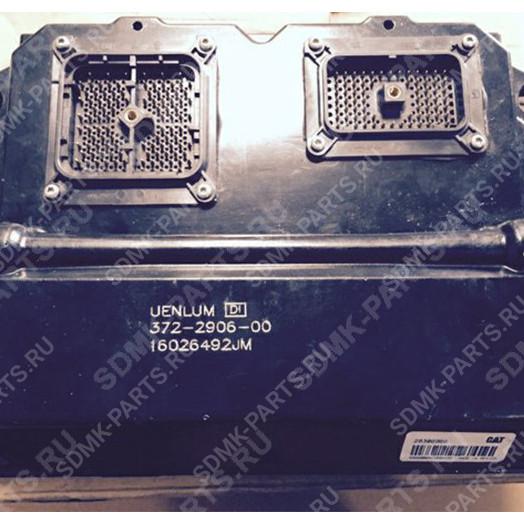 Блок управления ДВС CAT 330DL 372-2906